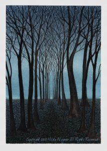 139 Twilight woods WM